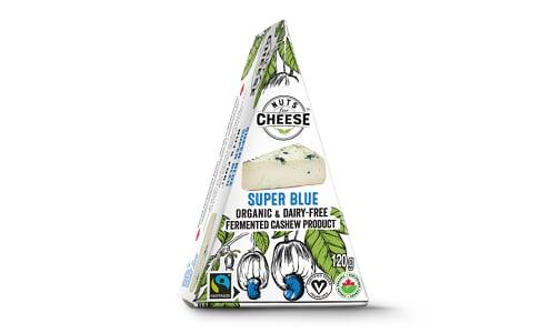 Organic Cultured Cashew Cheese- Super Blue- Code#: DY0122