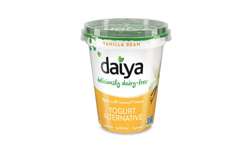 Yogurt Tub - Vanilla- Code#: DY0136