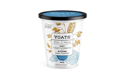 Unsweetened Yoats- Code#: DY0142