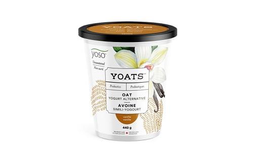 Unsweetened Vanilla Yoats- Code#: DY0143