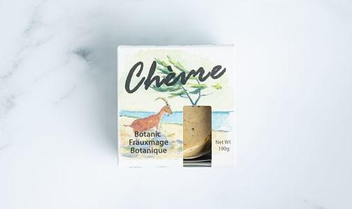 Botanic Frauxmage - Cultured Cashew, Chèvre- Code#: DY0165