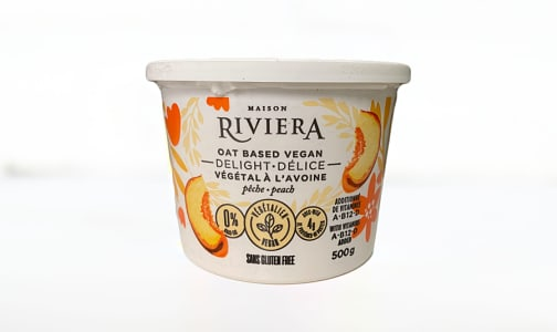 Oat Vegan Delight - Peach- Code#: DY0168