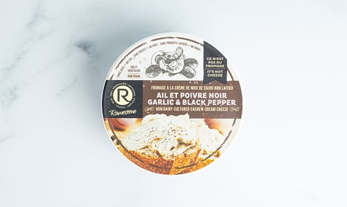 Cahsew Cream Cheese - Garlic & Black Pepper- Code#: DY0174