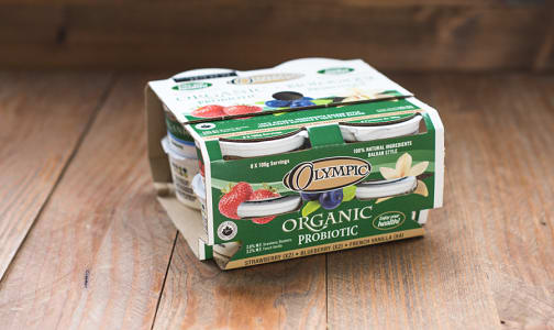 Organic Yogurt Multipack - 2.9/3.2% MF- Code#: DY101