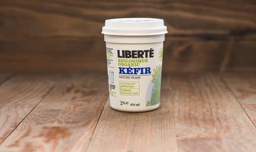 Organic 2% Fat Kefir - Plain- Code#: DY233