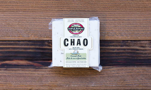 Coconut Herb Chao Slices- Code#: DY241