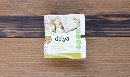 Jalapeno Garlic Havarti Style Block- Code#: DY305