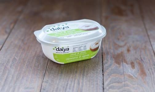 Cream Cheese Style Spread - Chive & Onion- Code#: DY308