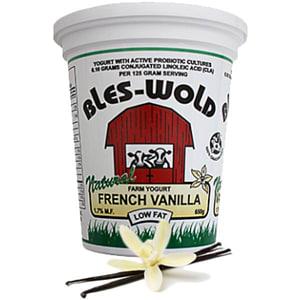 French Vanilla Yogurt- Code#: DY3119