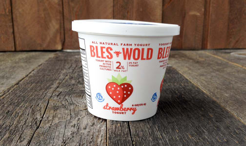 2% Strawberry Yogurt - Sample- Code#: FR0021