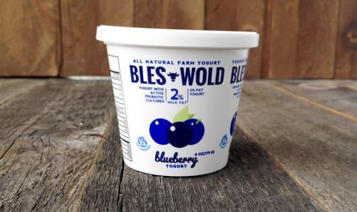 Blueberry Yogurt- Code#: DY3124