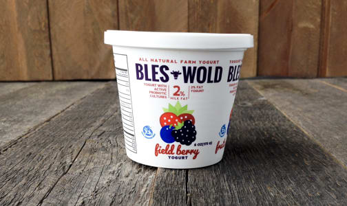 2% Field Berry Yogurt - Sample- Code#: FR0020