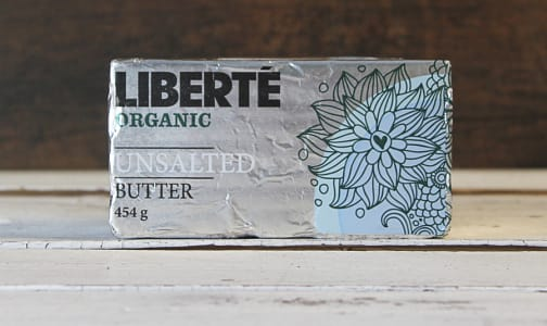 Organic Unsalted Butter- Code#: DY3142