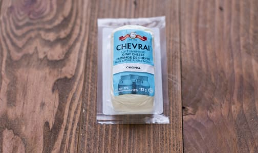 Chevre Log - Plain - 21% MF- Code#: DY500