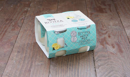 Petit Pot - Set Style Lemon Yogurt- Code#: DY623