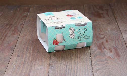 Petit Pot - Set Style Strawberry Yogurt- Code#: DY624