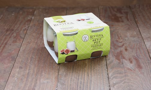 Organic Petit Pot - Fig Yogurt- Code#: DY630