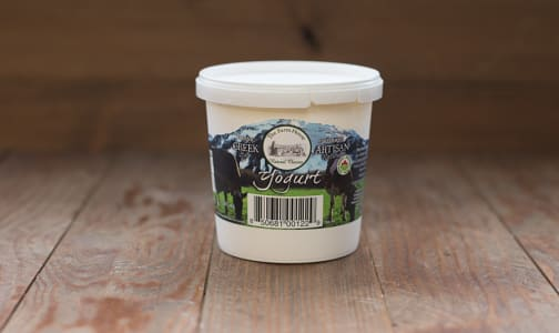 Organic Natural Greek Yogurt- Code#: DY780
