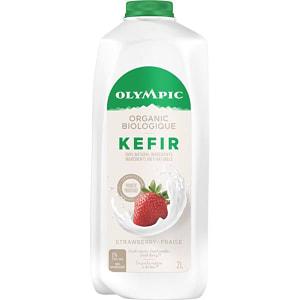 Organic Strawberry Kefir- Code#: DY8001