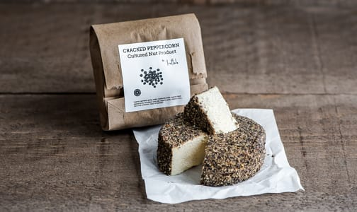 Cracked Peppercorn Cashew Cheese- Code#: DY8006