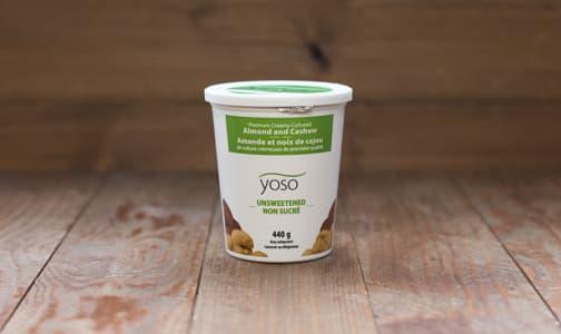 Cultured Almond & Cashew Yogurt - Unsweetened- Code#: DY850