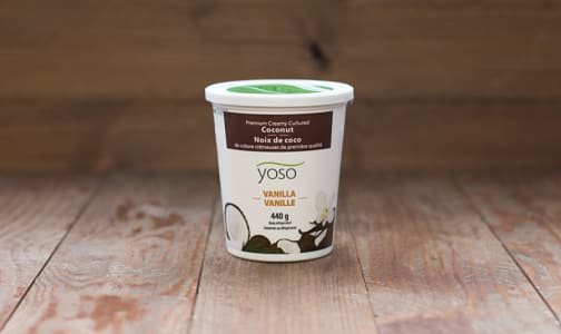Cultured Coconut Yogurt - Vanilla- Code#: DY860