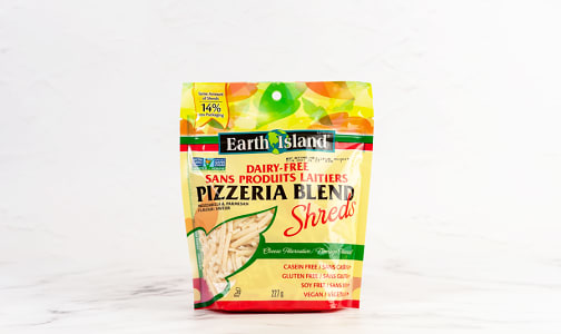Dairy Free Pizzeria Blend Shreds- Code#: DA0055