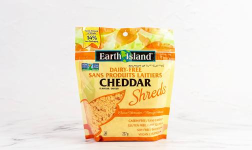 Dairy Free Cheddar Shreds- Code#: DA0056