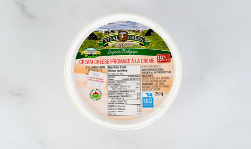 Organic Cream Cheese- Code#: DA0699
