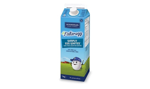 Naturegg Simply Egg Whites- Code#: EG0015