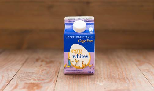 Cage Free Egg Whites- Code#: EG118