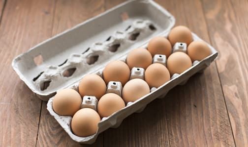 Best Eggs, Brown- Code#: EG0003