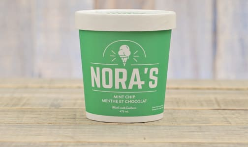 Mint Chip Non-Dairy Ice Cream (Frozen)- Code#: FD0007