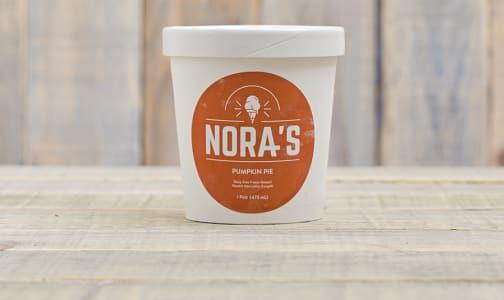 Pumpkin Spice Non-Dairy Ice Cream (Frozen)- Code#: FD0015