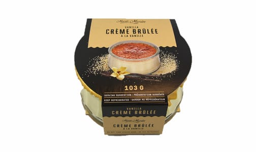 Crème Brulee (Frozen)- Code#: FD0031