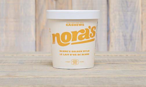 Blume's Golden Mylk Non-Dairy Ice Cream (Frozen)- Code#: FD0033