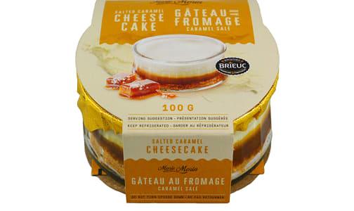 Salted Caramel Cheesecake (Frozen)- Code#: FD0034