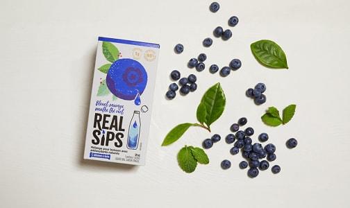 Wild Blueberry Mint Green Tea Sips (Frozen)- Code#: FD0068