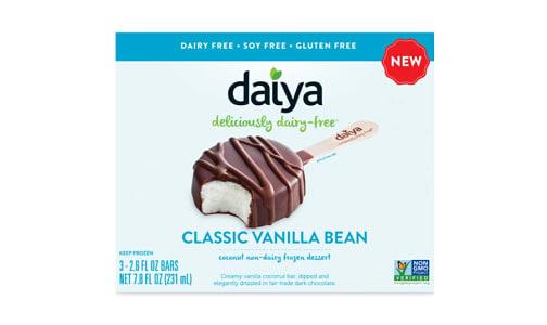 Dessert Bar - Vanilla Bean Coconut (Frozen)- Code#: FD0079