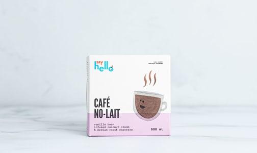 Café No Lait Non-Dairy Frozen Dessert (Frozen)- Code#: FD0114