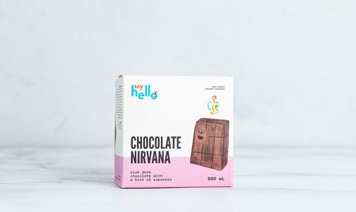 Chocolate Nirvana Non-Dairy Frozen Dessert (Frozen)- Code#: FD0115