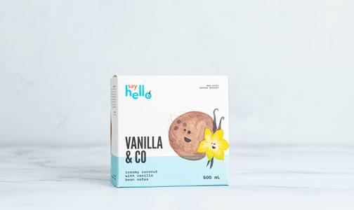 Vanilla & Co. Non-Dairy Frozen Dessert (Frozen)- Code#: FD0117