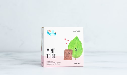 Mint To Be Non-Dairy Frozen Dessert (Frozen)- Code#: FD0118
