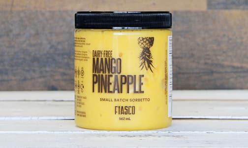 Mango Pineapple Sorbetto (Frozen)- Code#: FD3005