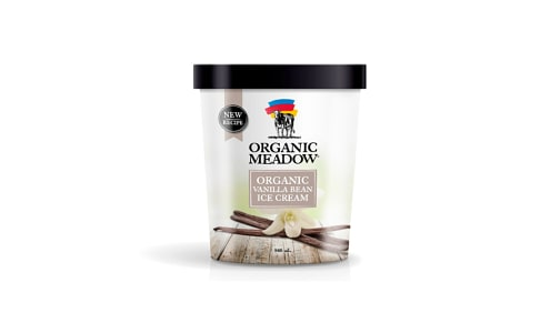 Organic Vanilla Ice Cream (Frozen)- Code#: FD300