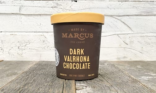 Dark Valhona Ice Cream (Frozen)- Code#: FD3112