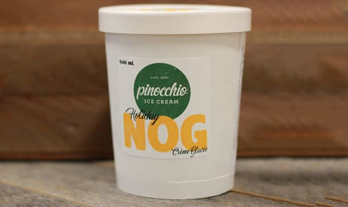 Holiday Nog Ice Cream (Frozen)- Code#: FD798