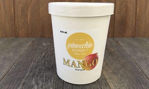 Mango Sorbet (Frozen)- Code#: FD8000