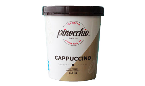 Cappuccino Ice Cream (Frozen)- Code#: FD8011