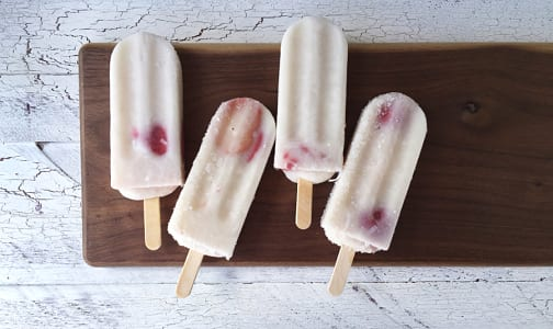 Strawberry and Coconut Paletas (Frozen)- Code#: FD8014